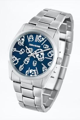Zadig & Voltaire Fusion Tete de Mort Watch