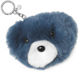 MICHAEL Michael Kors Fur Teddy Key Fob