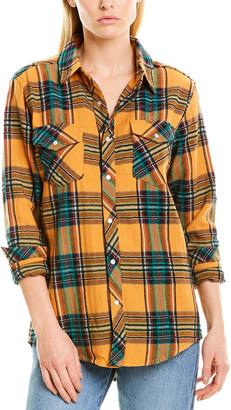 Ragdoll LA Ragdoll-La Lumberjack Plaid Shirt