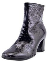 Gabor 71.710 Square Toe Patent Leather Ankle Boot.