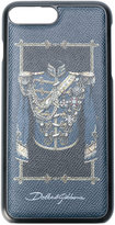 Dolce & Gabbana soldier print iPhone 7 Plus case