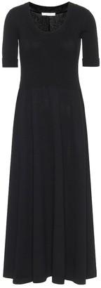 The Row Zakaria knit maxi dress