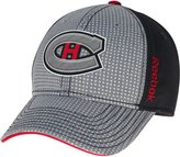 Reebok Montreal Canadiens Center Ice Travel & Training Two-Tone Flex Fit Hat - Size Large/X-Large