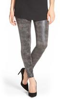 Hue Shimmer Microsuede Legging