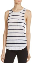 Chaser Stripe Pocket Tank