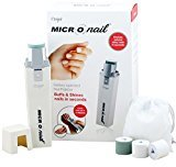 Emjoi Micro Nail Manicure or Mani Pedi--Smooths, Buffs & Shines Instantly by