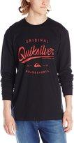 Quiksilver Men's Home Run Long Sleeve T-Shirt
