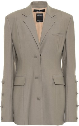 Rokh Wool-blend jacket