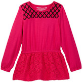 Design History Lace Tunic (Toddler & Little Girls)