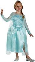 Snow Queen Frozen Elsa Gown Classic - Small (4-6)