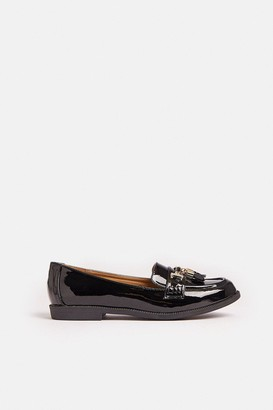 Coast Patent Tassel Loafer