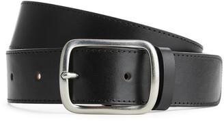 Arket Flat Leather Belt