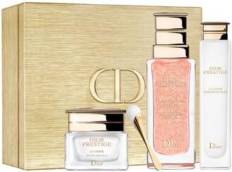 Christian Dior Prestige Exceptional Regenerating & Perfecting Ritual Skin Care Set