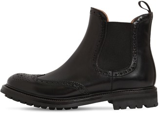 Church's 20MM AURA BROGUE LEATHER BOOTS