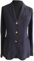 Tonello Blue Jacket for Women