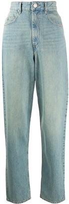 Etoile Isabel Marant Corsy high-rise jeans