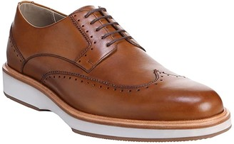 Allen Edmonds Brooklyn Light Wing (Walnut) Men's Shoes
