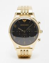 Emporio Armani Beta Watch Ar1893 - Gold