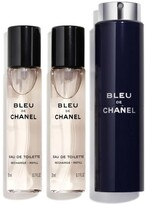 Chanel BLEU DE Eau de Toilette Refillable Travel Spray