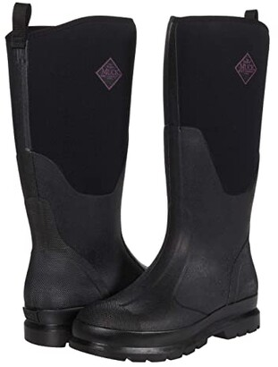 The Original Muck Boot Company Chore Tall (Black) Women's Shoes