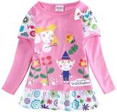 Three Four Ben and Holly's Little Kingdom top little girls T-Shirt
