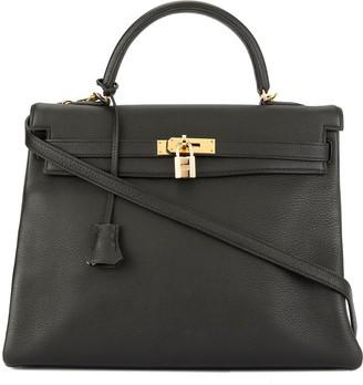 Hermes Pre-Owned 2003 Kelly 35 2way handbag Liegee