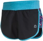 RBX Solid Active Running Shorts (For Big Girls)