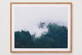 Sheridan Misty Pines Framed Wall Art