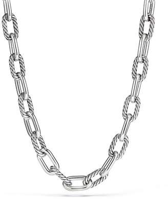 David Yurman Madison Large Link Necklace
