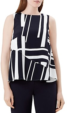 Hobbs London Carole Tiered Top