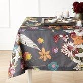 Crate & Barrel Efflorescent Tablecloth