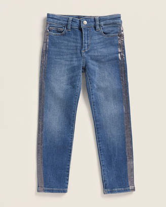 DL1961 Girls 4-6x) Noble Chloe Skinny Jeans