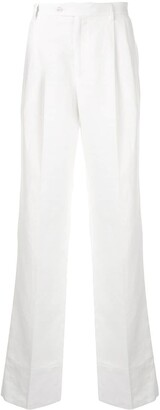 Dolce & Gabbana Tailored Linen Trousers