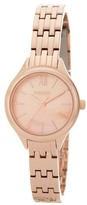 Fossil Women's Round Bracelet Watch