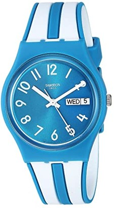 Swatch Anisette - GS702 (Blue) Watches