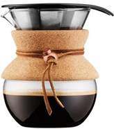 Bodum Cork Pour Over Coffee Maker- 17 oz.