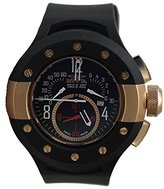 Invicta Men's 5689 S1 Collection Chronograph Sport Edition Black Rubber Watch
