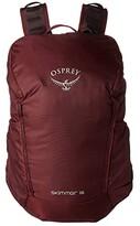 Osprey Skimmer 16 (Plum Red) Backpack Bags