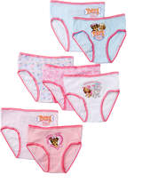 Intimo Puppy in My Pocket Seven-Pair Underwear Set - Girls