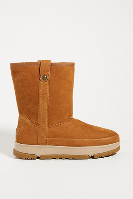 UGG Classic Weather Boots By in Yellow Size 6