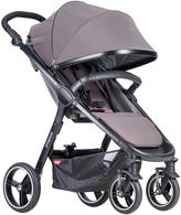 Phil & Teds Grey Smart Stroller