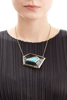 Alexis Bittar Small Floating Kite Necklace