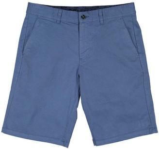 Panareha Turtle Bermuda Shorts In Blue