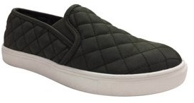 Time and Tru Women's Quilt Twin Gore Slip On
