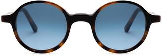 L.G.R Reunion Bold Havana Sunglasses