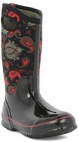 Bogs Women's 'Classic Paisley' Tall Waterproof Snow Boot With Cutout Handles