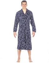 Noble Mount Mens Microfleece Robe