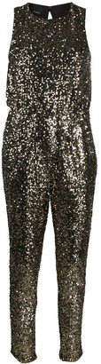 Pinko Sequin-Embellished Jumpsuit