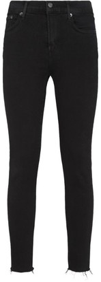 AGOLDE Sophie Mid-Rise Ankle Jeans