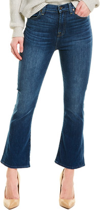 7 For All Mankind Mohr High-Rise Slim Kick Flare